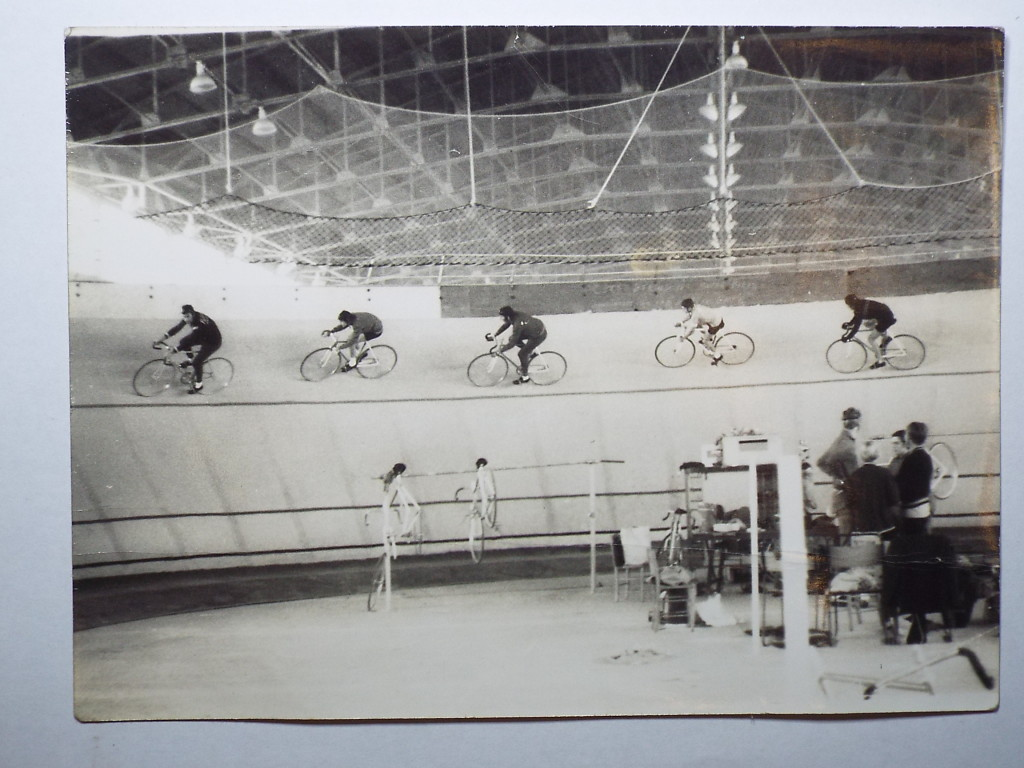 Club first at Calshot 1970