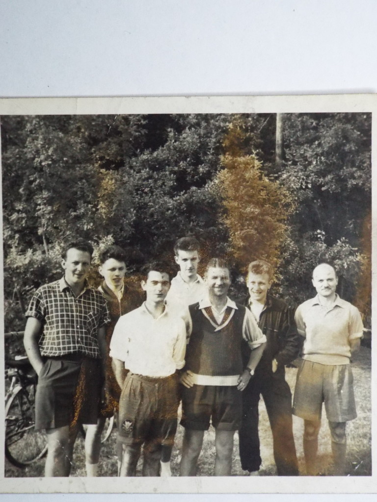 Interclub team 1955